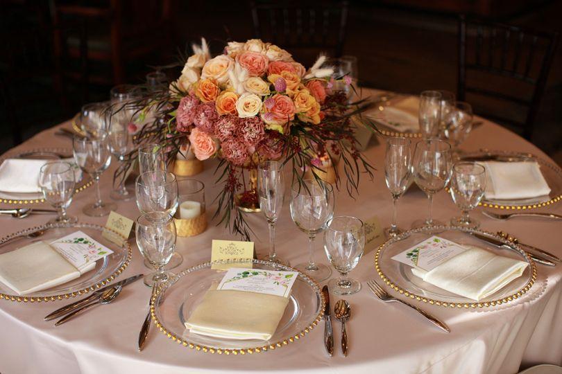 Table Setting (LA Exposures)