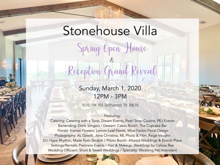 Open House Sun March 1, 12-3PM
