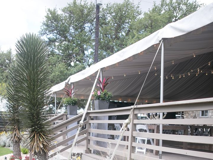 Tmx 1531513607 2279efdd2898affb 1531513604 F8893c7e6797ffaa 1531513581415 87 LewChanTent5 Driftwood, TX wedding venue