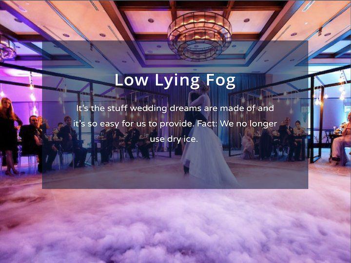 Tmx Low Lying Fog Wedding Wire 51 1989045 160305173118268 Lufkin, TX wedding dj