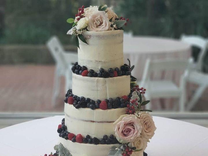 Tmx 77064643 2716646425067806 891368695043981312 O 51 1900145 157782436279712 Dallas, TX wedding cake
