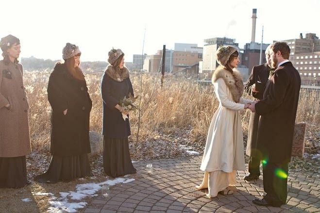winter ceremon