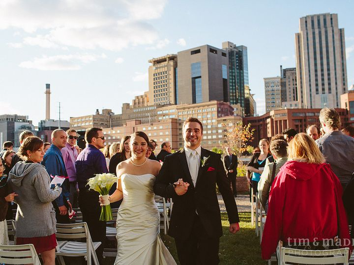 Tmx 1447788304995 Minnesota Boat Club Wedding Ceremony2 Saint Paul wedding venue