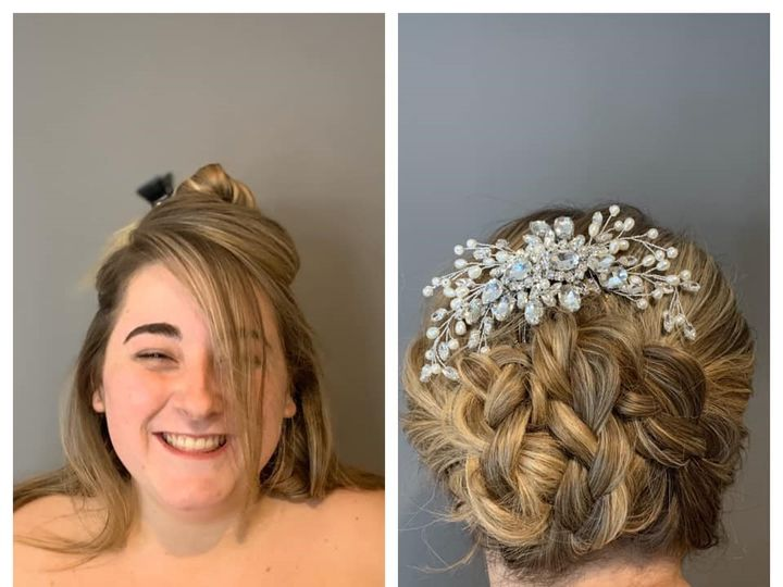 Tmx Hair 4 51 1301145 1571078434 Lancaster, PA wedding beauty