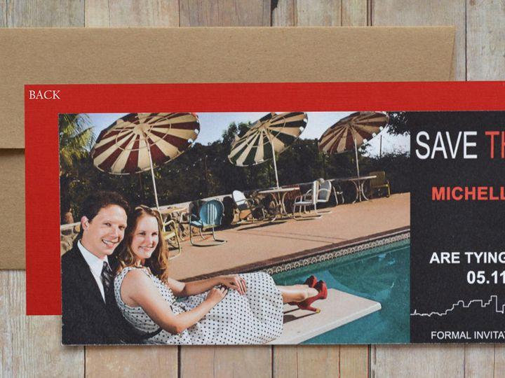 Tmx 1368391642841 Madlove  Std2 San Diego wedding invitation
