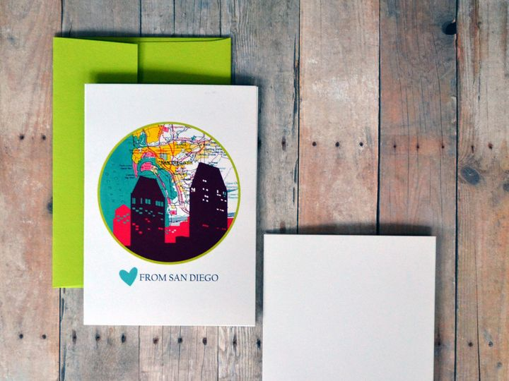 Tmx 1368391973769 Lovesd Cards San Diego wedding invitation