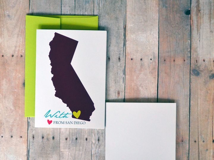 Tmx 1368391996198 Lovesd Cards3 San Diego wedding invitation