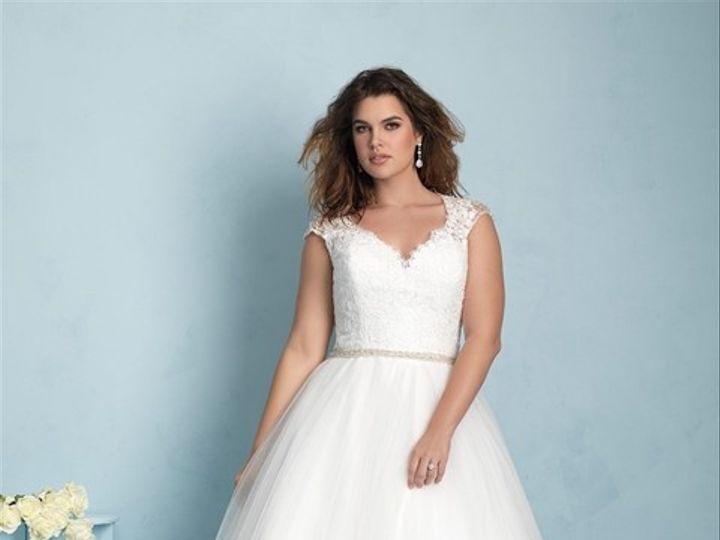 Tmx 1466621715185 7w350f Allure Kansas City wedding dress