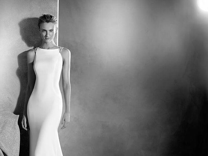 Tmx 1466621832900 Emmettb Pronovias Kansas City wedding dress