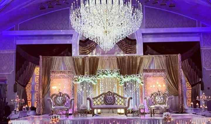 Aisha's Wedding Decor