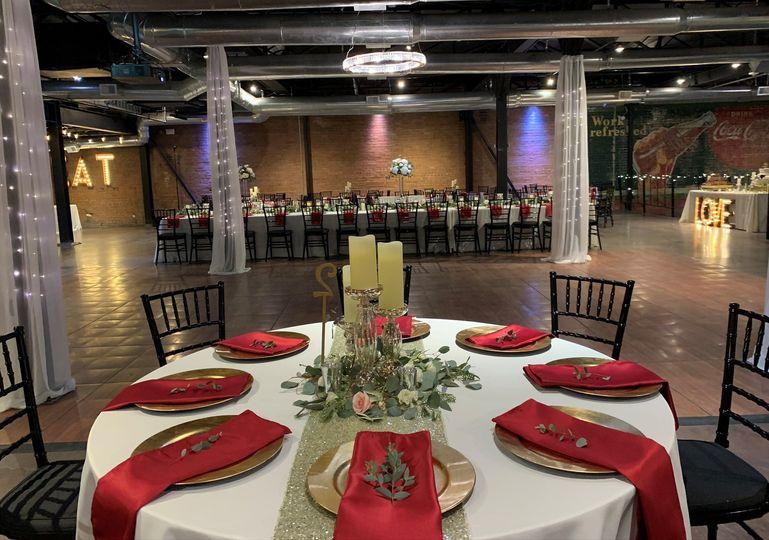 1st Floor Reception