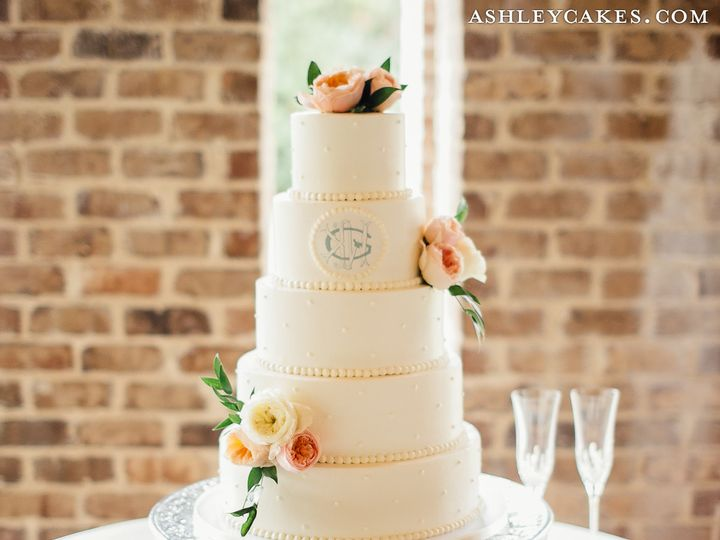 Tmx 1466024720159 9 12 15 Kailey   The Sutherland 1 Raleigh wedding cake