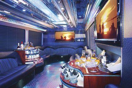 Tmx 1403206159455 3020passenger20limo20bus20interior Hopkins wedding transportation
