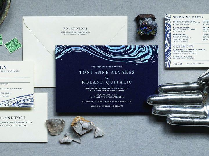Tmx 1140x700 Wedding Aurorae 0001 51 553145 1569513670 Tustin, California wedding invitation