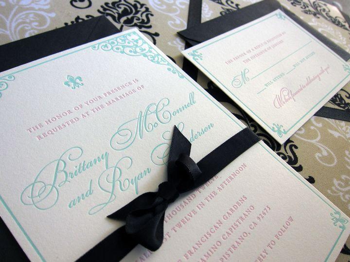Tmx 1373416222716 Frenchquarter01 Tustin, California wedding invitation