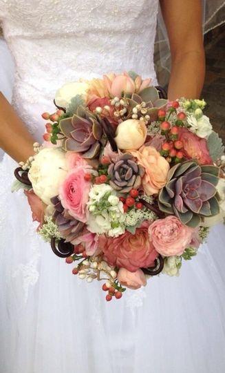 Wedding bouquet