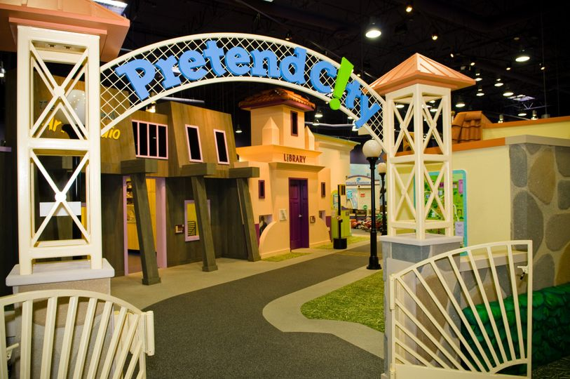 Pretend City Children S Museum Venue Irvine Ca