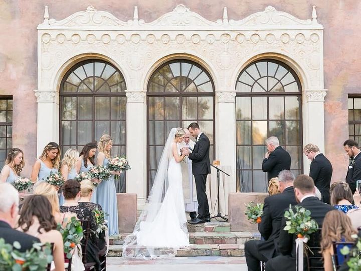 Tmx Howey Mansion Wedding Ceremony 51 1004145 160199429349929 Howey In The Hills, FL wedding venue
