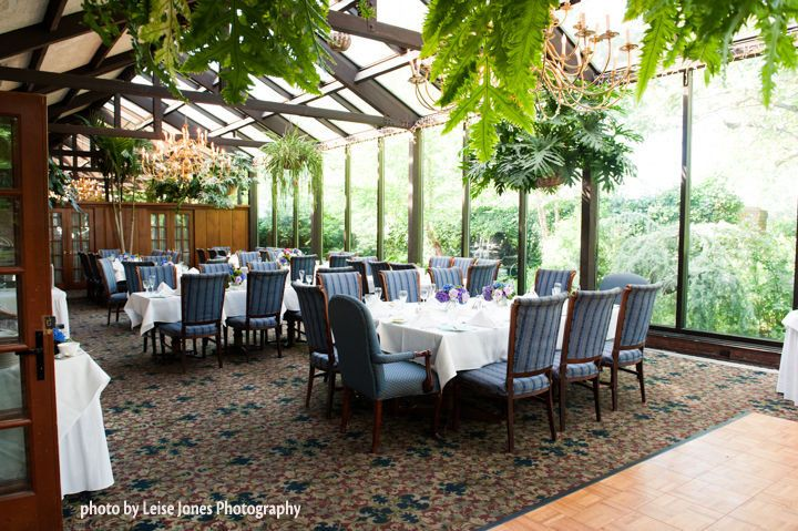 The Conservatory Reception