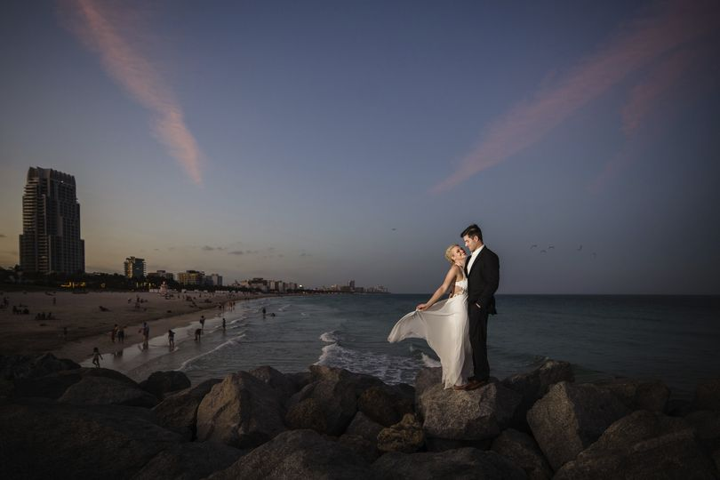 South Beach Wedding