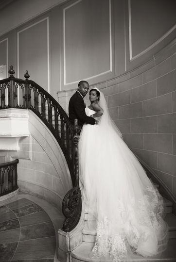 Chicago mansion wedding