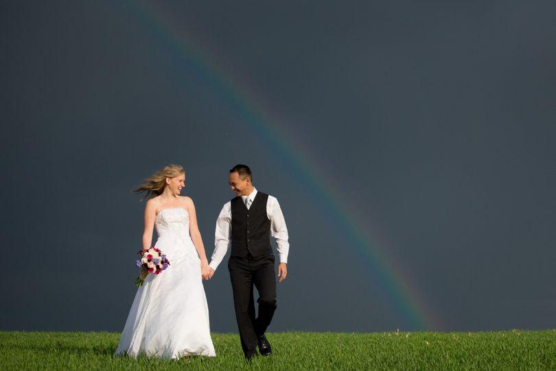 Over the rainbow Rachael Boer, Senior Photographer is a wedding and portrait photographer located...