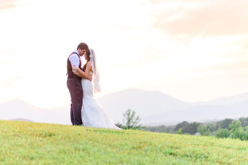 Kissing couple Alina Thomas, Senior Photographer considers herself a wedding photographer with a...