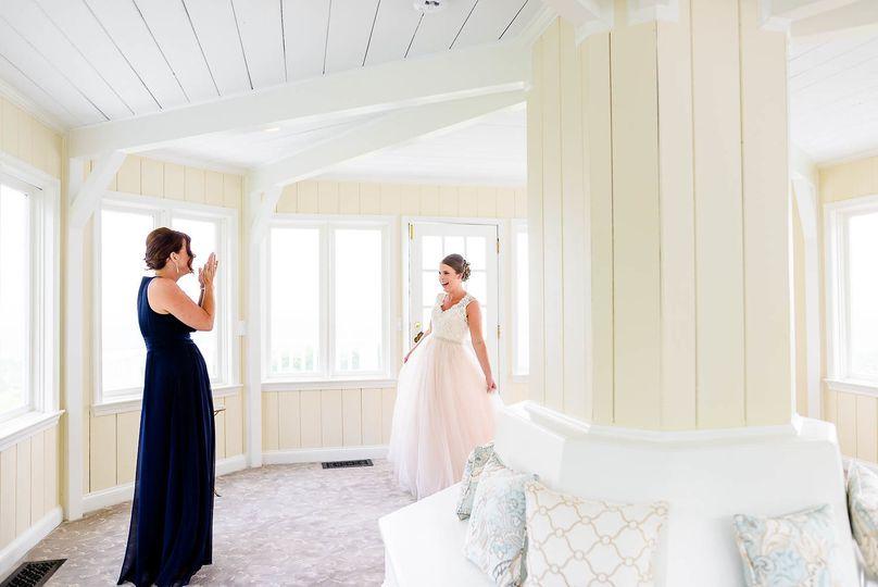 Bride Alina Thomas, Senior Photographer considers herself a wedding photographer with a unique...