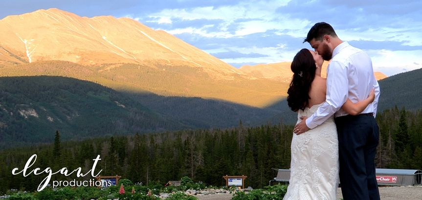 elegant productionscolorado wedding videographybre