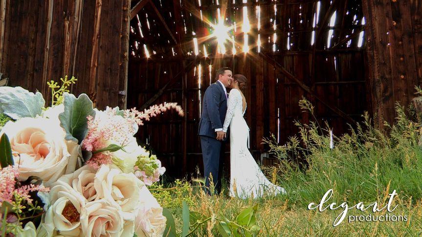elegant productionscolorado wedding videographykey