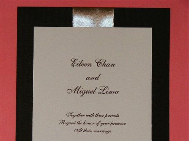 Tmx 1204617340030 DSCF0155 Middletown wedding invitation