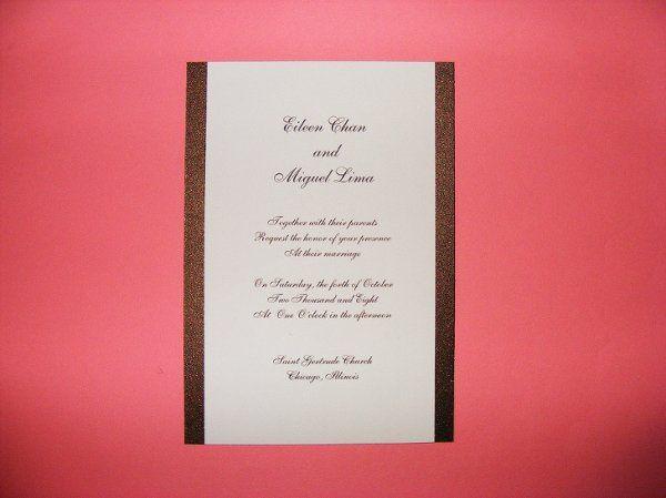 Tmx 1213934535554 DSCF0602 Middletown wedding invitation