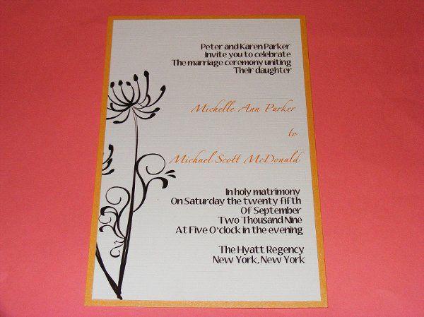 Tmx 1231726494545 DSCF1461 Middletown wedding invitation