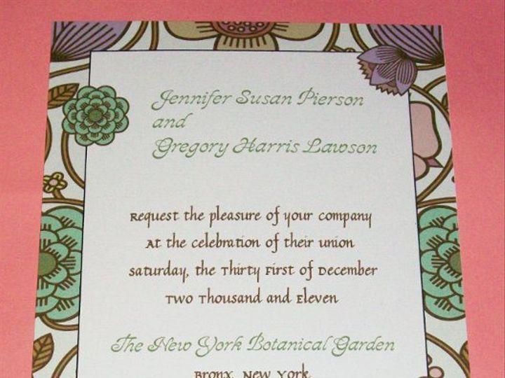 Tmx 1294208375832 1newinv Middletown wedding invitation