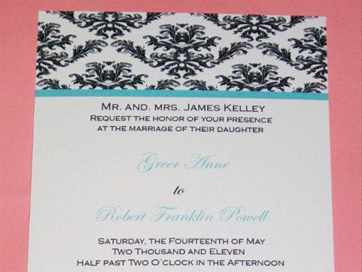 Tmx 1294208433379 0491 Middletown wedding invitation