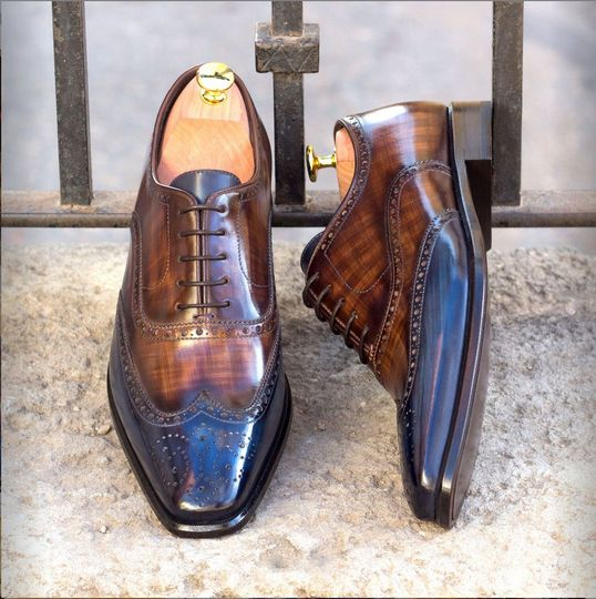 Refined shoes