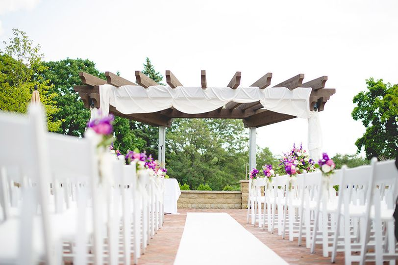 Patio Ceremony