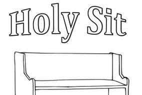Holy Sit Pew Rentals
