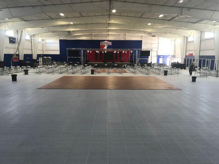 Big venue