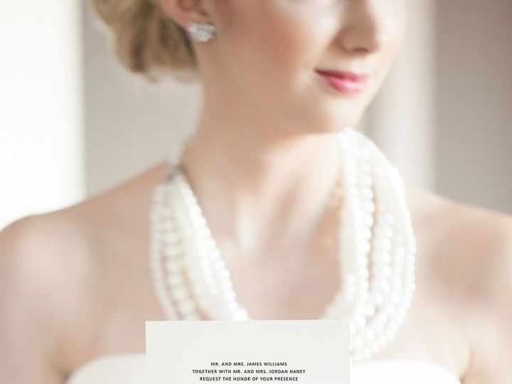 Tmx 1517417767 4f177bc0fd16447c 1517417765 7c04e46b72efd666 1517417765280 6 Classicinvitemock Auburn wedding invitation