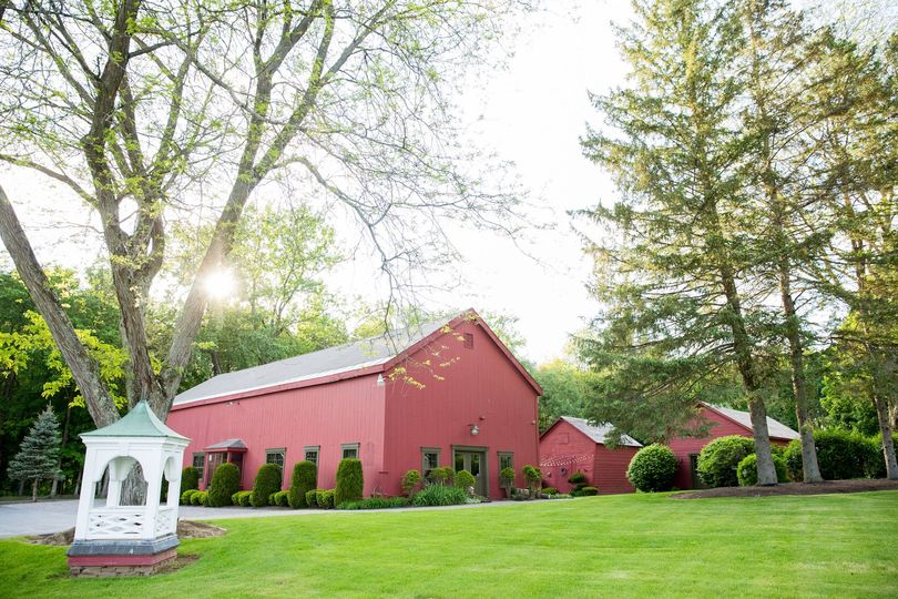 Exceptional historic wedding barns