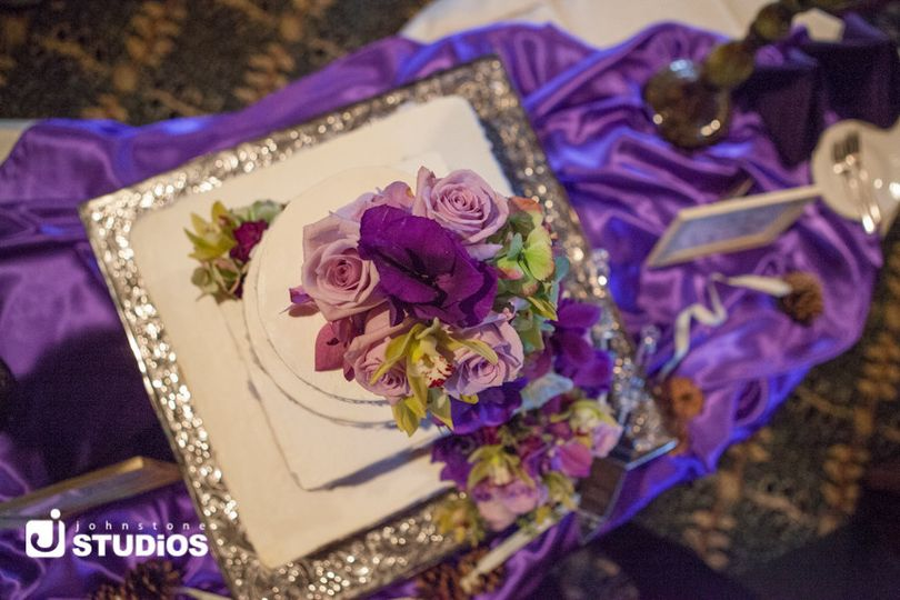 A Floral Affair, Johnstone Studios