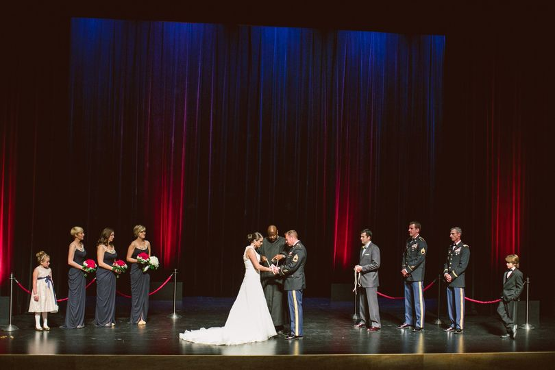 Ruth Knoll Theater (Ceremony)