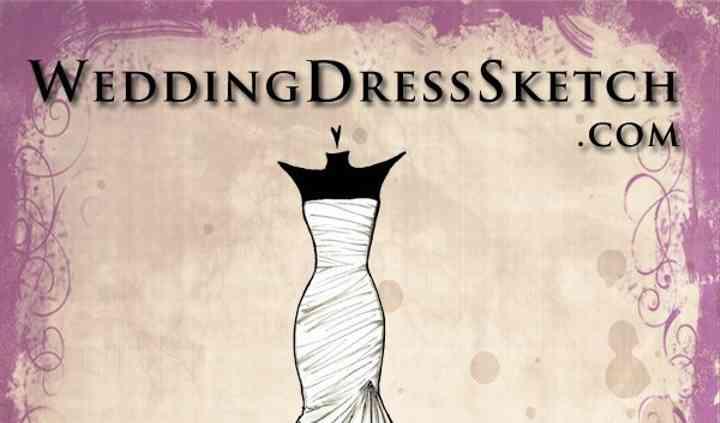 Wedding Dress Sketch .com