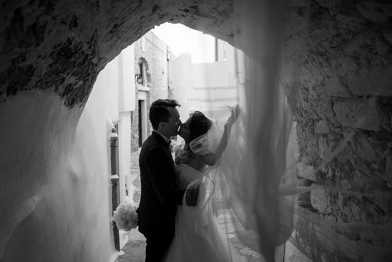 Wedding in Naxos island / Greece