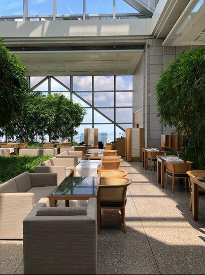 Park Hyatt Tokyo Lounge