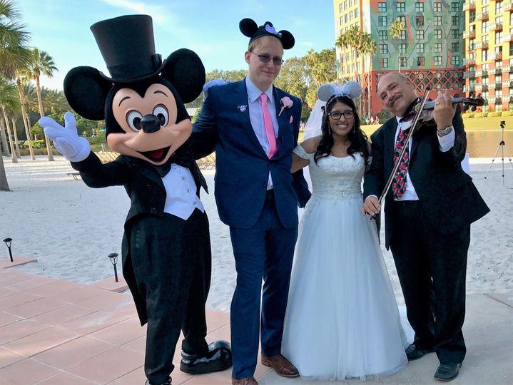 Vivian/Matthew - Disney World