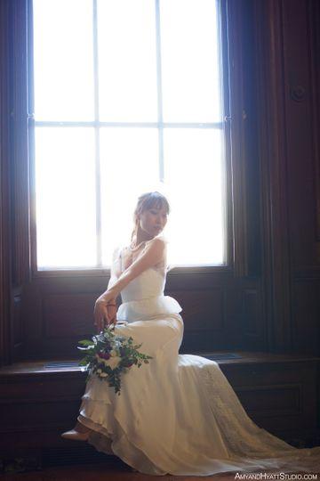 yanmin vadim wedding anderson house dc window
