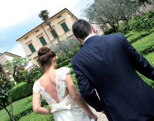 Vinery Wedding