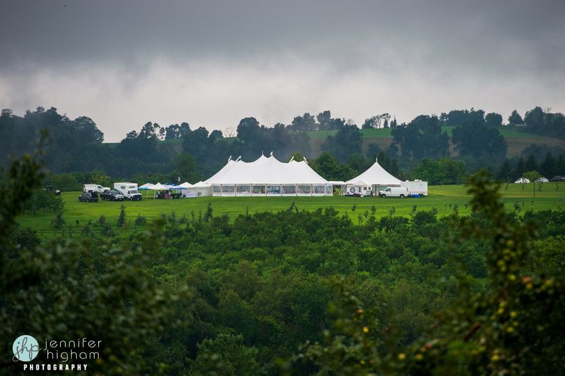 Hill Top Orchard Event Space